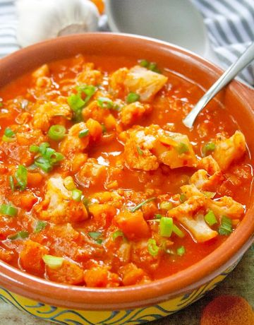 Hearty root vegetable stew| brightrootskitchen.com