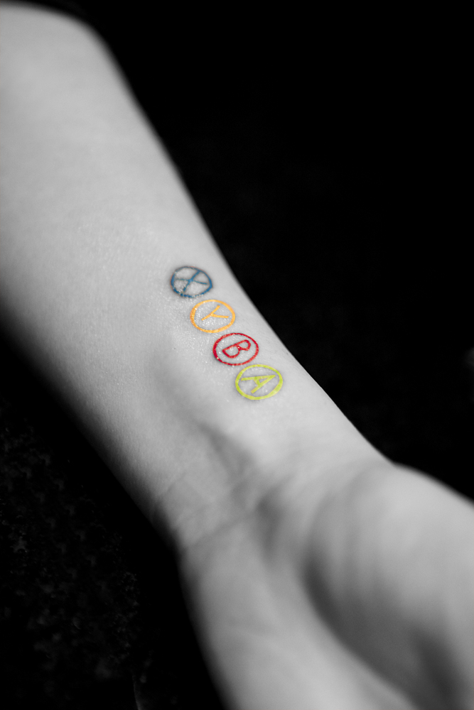 Xbox Tattoo
