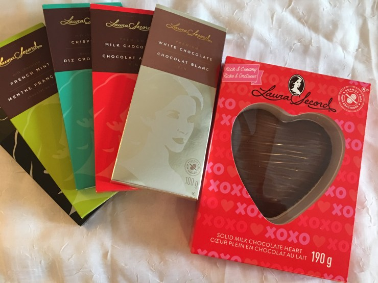 Laura Secord Nut-Free Chocolate