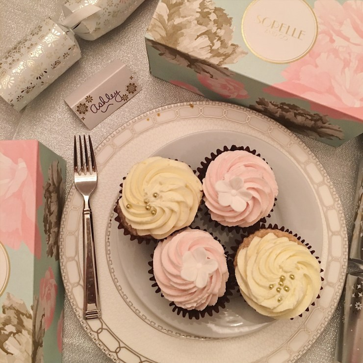 Sorelle and Company Nut-free cupcakes