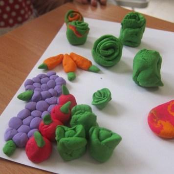 Clay garden!