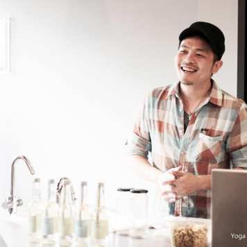 Our Kitchen Tabe Chef Josh Kuo 郭先楷! Read more here!