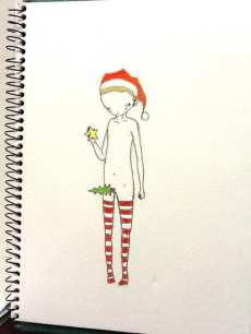 2 U can eating the Xmas trees