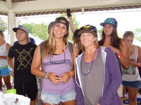 The Pro Wakeboard Ladies