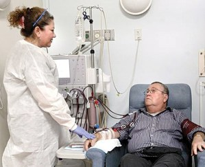 In-home dialysis