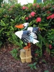 Bev's Garden Art, Booth 263-264,