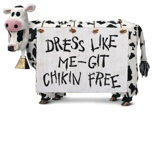 Chick Fil-A Cow