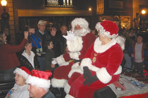 Santas_Arrival