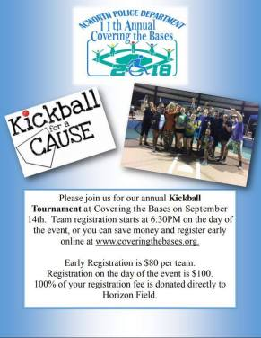 CTB Kickball for a Cause