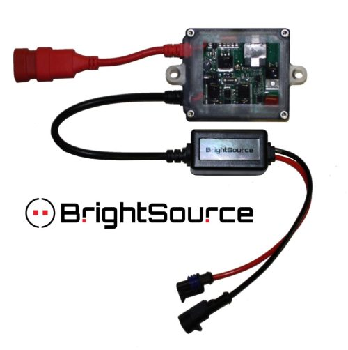 small resolution of  39007 9007 high low hid conversion kit