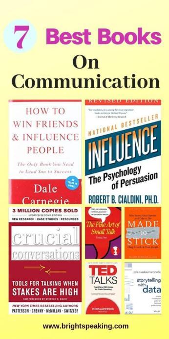 best books on communication