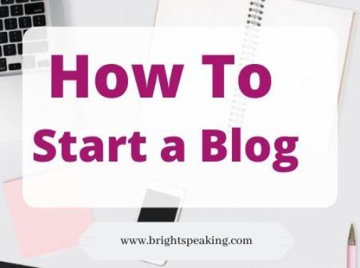 如何创建博客网站
