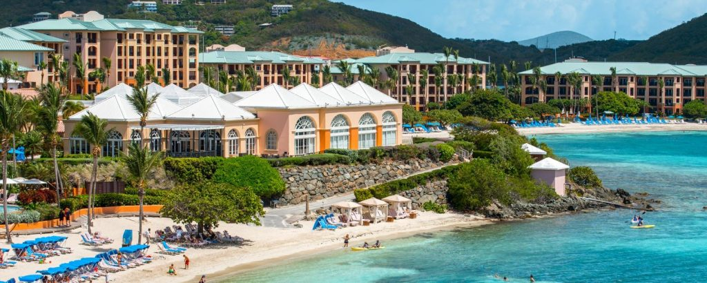 Caribbean incentive travel in St Thomas is made perfect at the Ritz-Carlton Resort