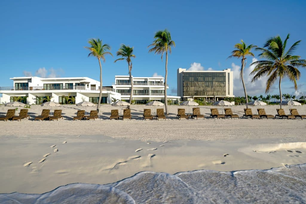 The Reef is the perfect Anguilla Incentive Travel option for Millinials