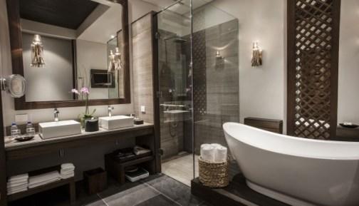 Bathroom at Nizuc