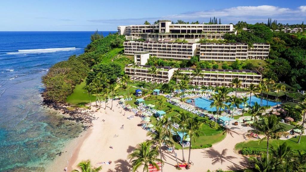 Kauai has many great president's club trip hotels like the Princeville Resort