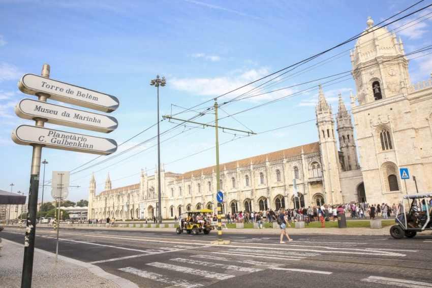 DIY Lisbon Portugal Incentive Travel