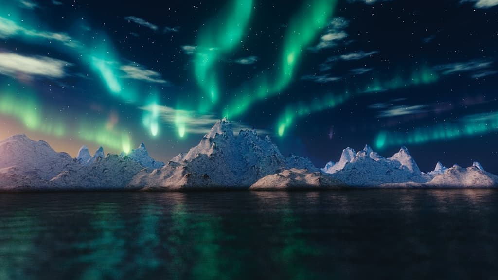 iceland northern lights best incentive travel destination