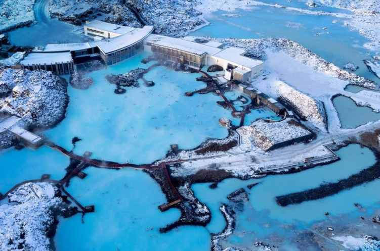iceland incentive trip blue lagoon