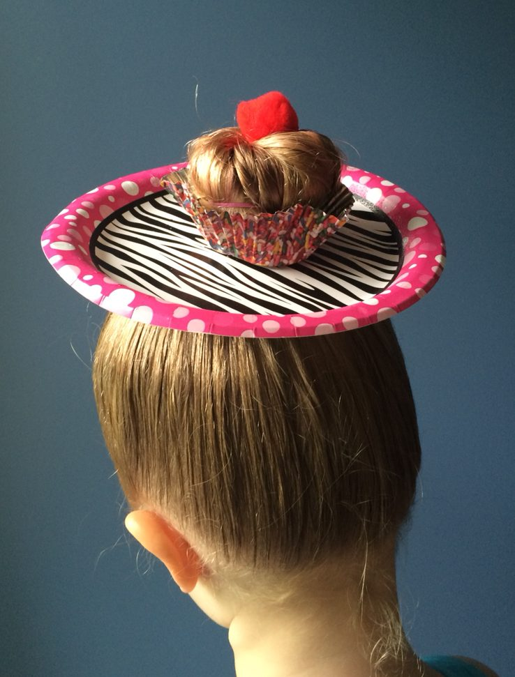 How To Make Cupcake Hair : cupcake, Crazy, Ideas, Girls, Bright