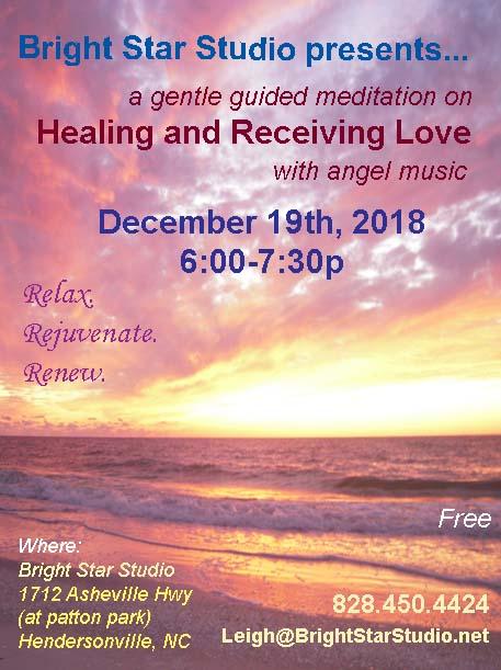 Healing Meditation flyer 19Dec18 copy