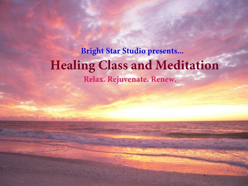 Gently Guided Healing Meditation