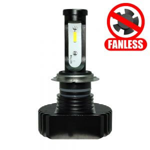 headlight led light led 9.1 fanless type