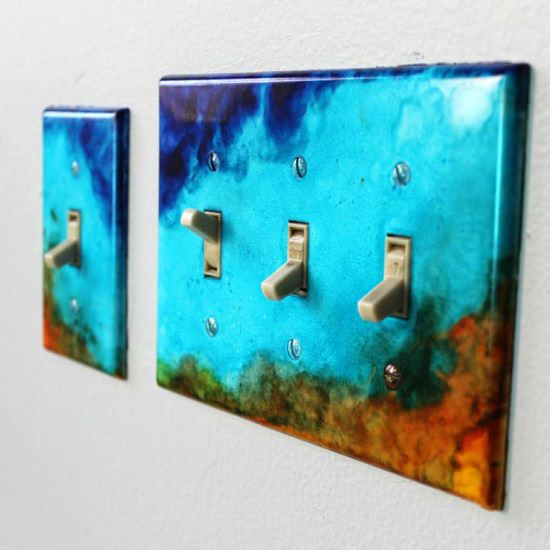 23 striking diy light switch covers for