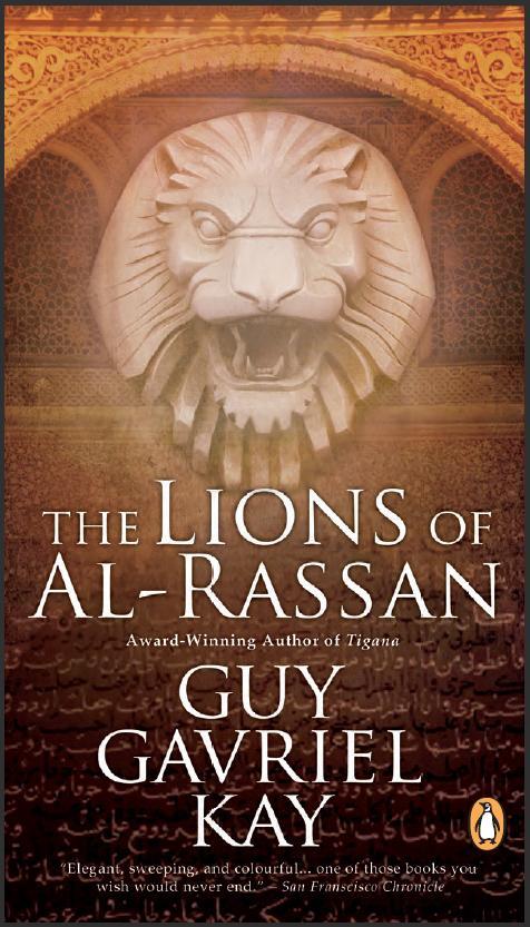 Les Lions D'al-rassan : lions, d'al-rassan, Lions, Al-Rassan, BrightWeavings
