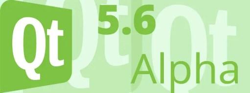 Qt 5.6 Alpha