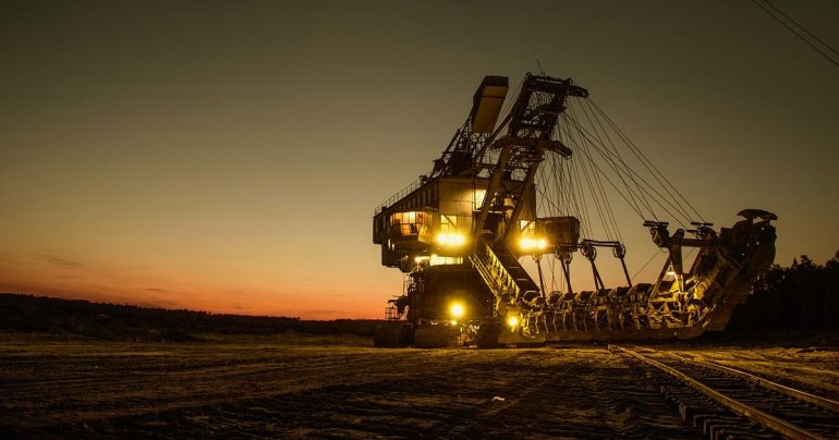 Cevelop 1.7.0 Release Mining Excavator