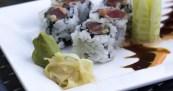 Wasabi and Sushi
