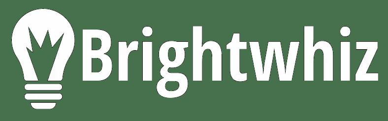 Brightwhiz Logo White
