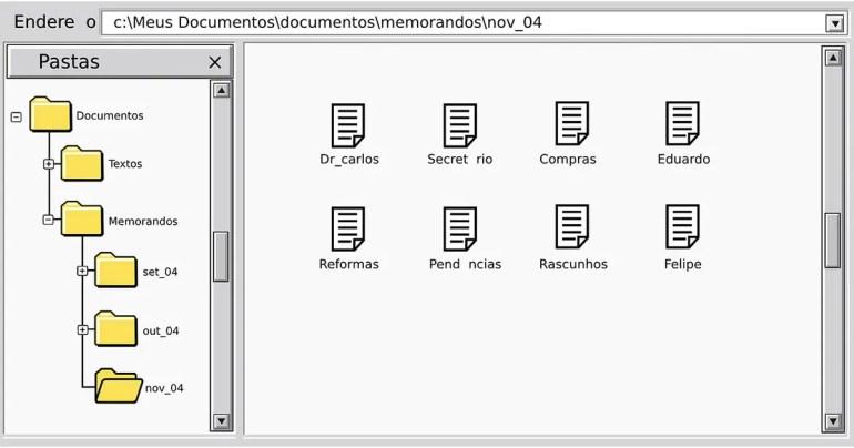 user interface gui