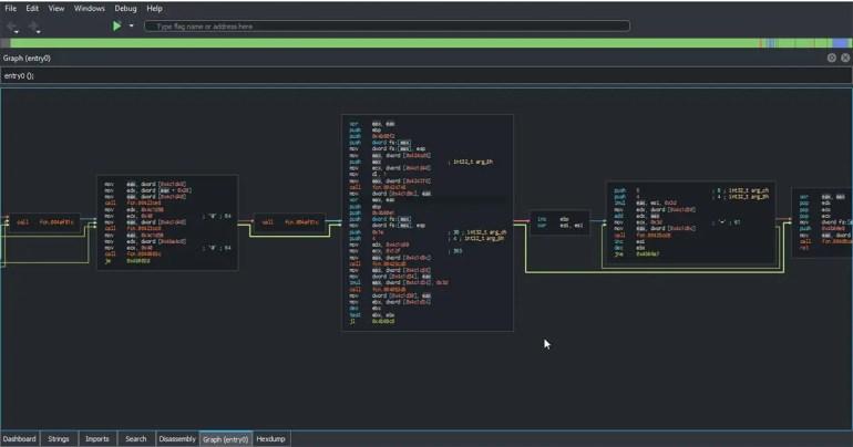 Radare2 4.5.0 Release