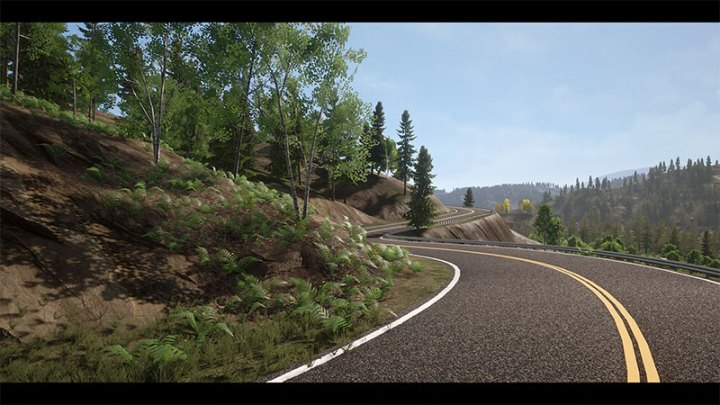 December 2020 Realistic Forest Pack