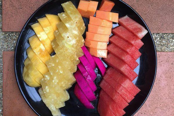 Fruit plater