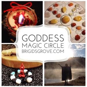 Goddessmagiccircle