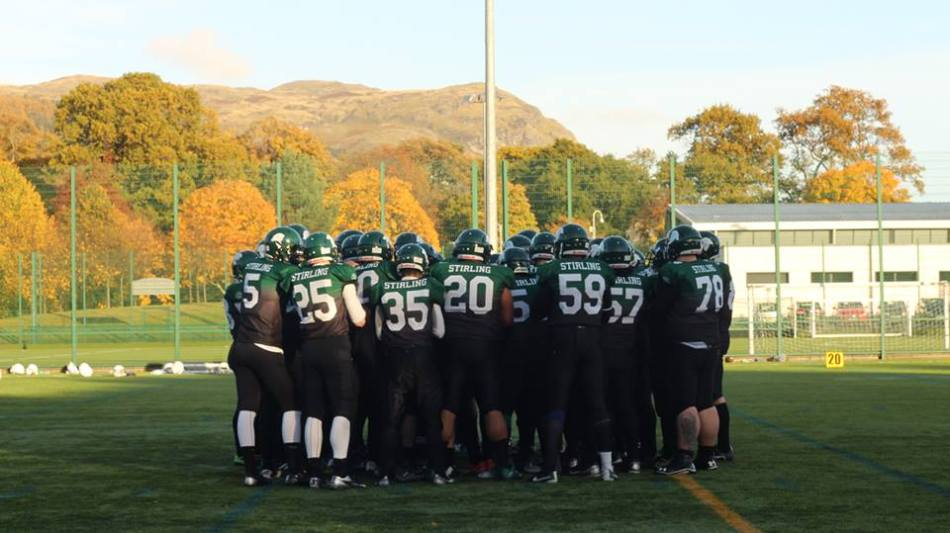 clansmen huddle