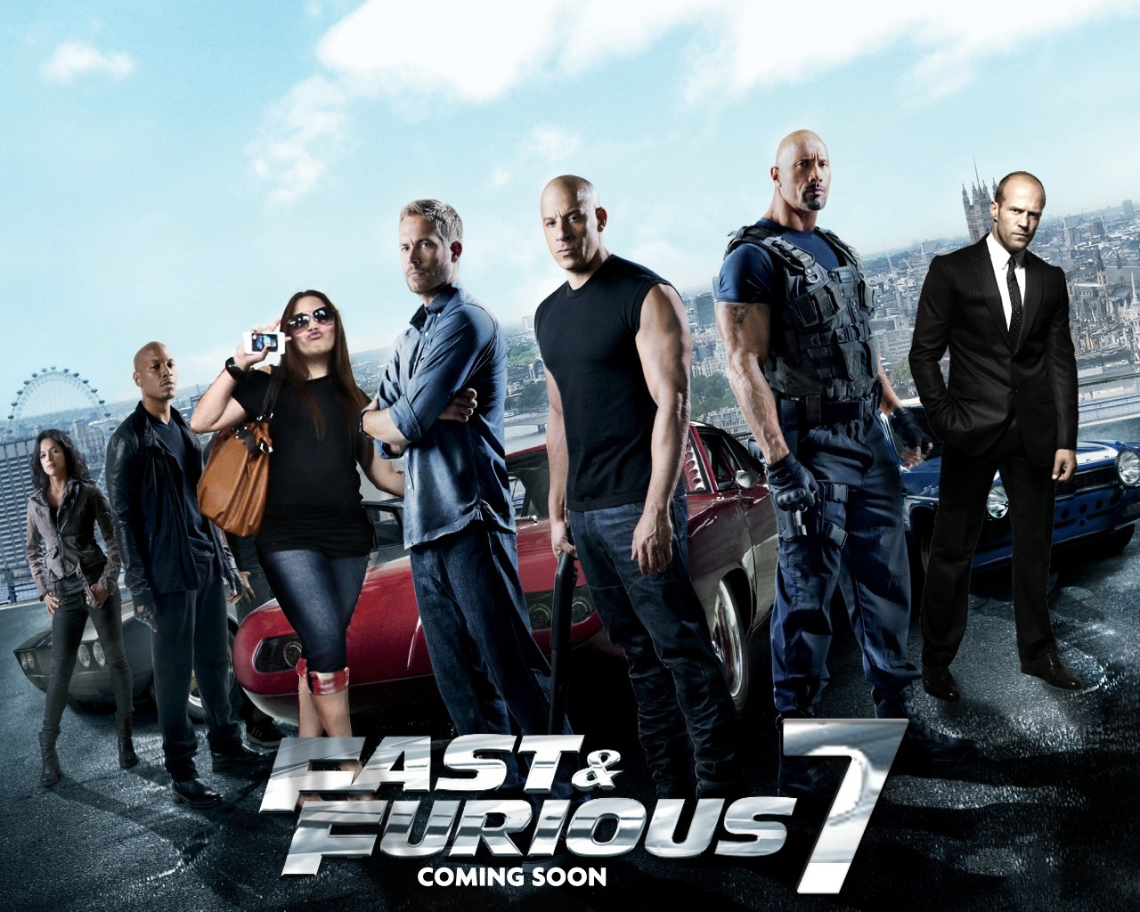 review fast furious 7