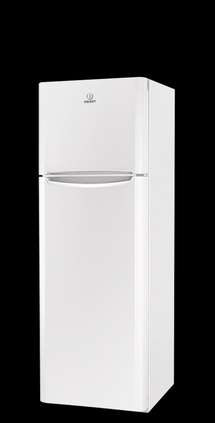 Frigorifero congelatore doppia porta bianco ventilato classe a 175 60 indesit tiaa12v - Frigoriferi doppia porta classe a ...