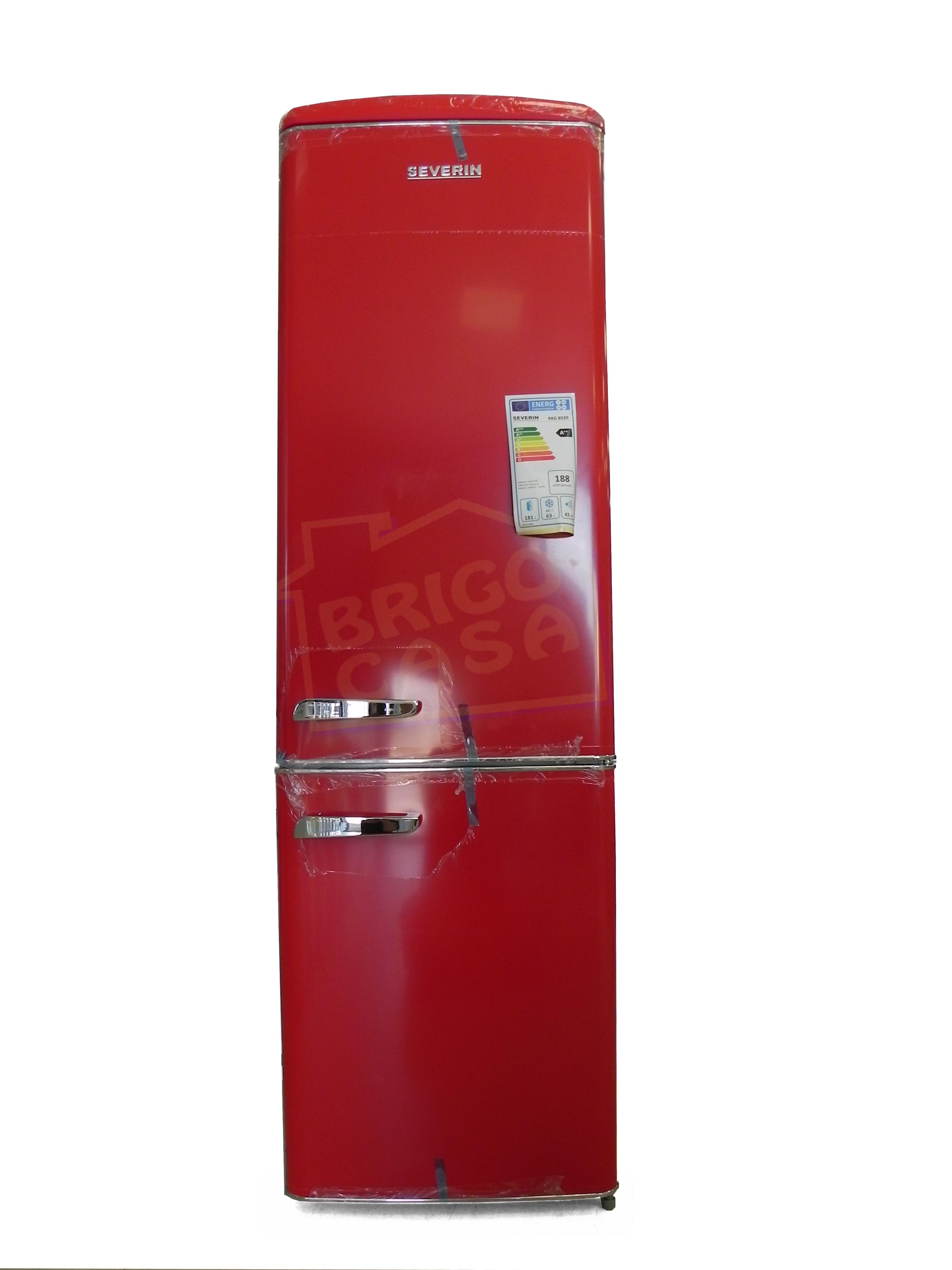Frigorifero Combinato 244 litri, frigo + congelatore 3 ...