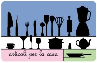 Casalinghi-Arredo-Varie