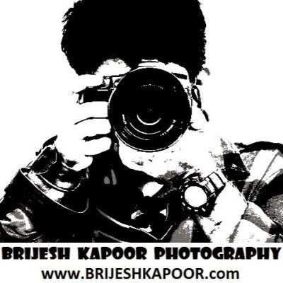India's Top Photographer Brijesh Kapoor