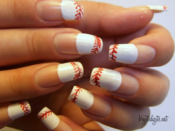nail art ideas linkup sport