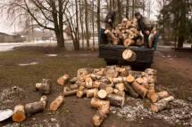 сколько кубов дров нужно на зиму для отопления дома