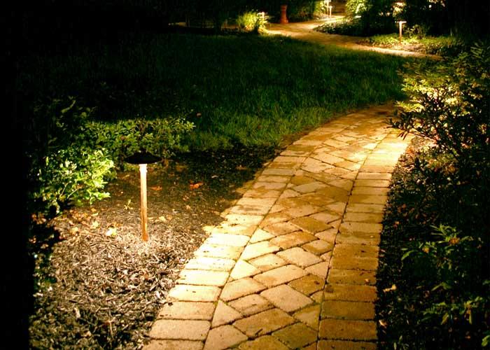 Iluminacion Exterior Jardin Luces Para La Terraza