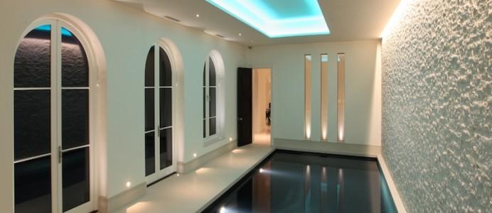 Luces LED en casa ejemplos  Brillante Iluminacin