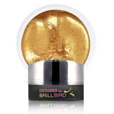 Designer Gel Gold 3 ml - Brillbird България