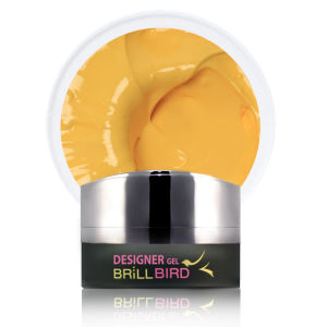 Designer Gel Yellow 3 ml - Brillbird България
